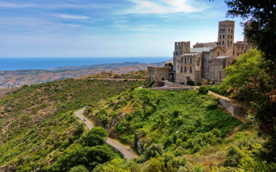 THE MYSTERY OF SANT PERE DE RODES MONASTERY & MEDITERRANEAN ART PAINTING